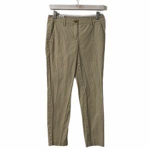 Benetton Khaki Dress Pants Women's Size 4